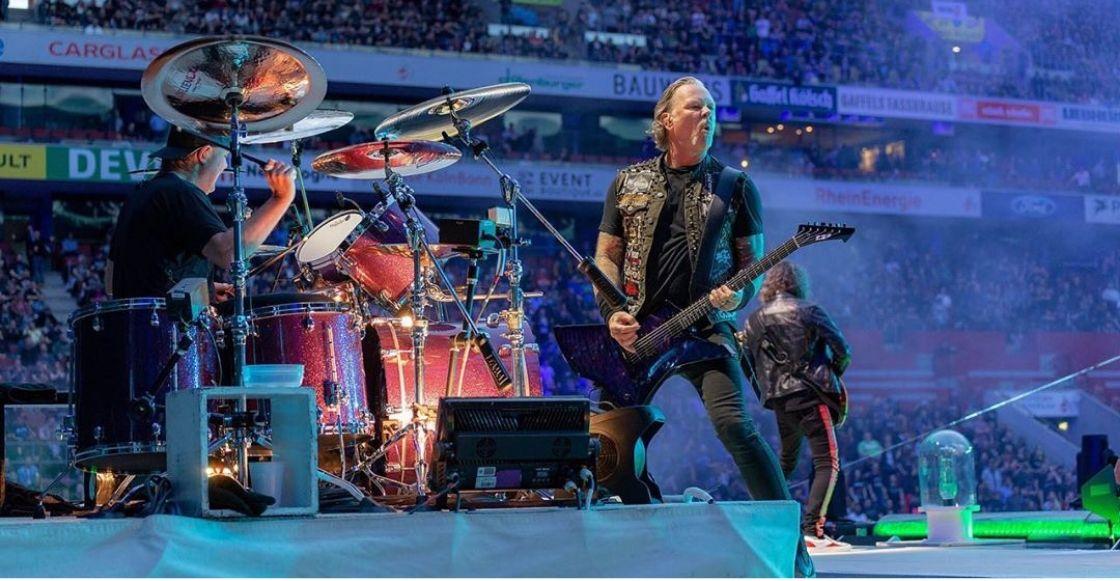 Metallica y la Sinfónica de San Francisco llegarán a las salas de cine en octubre