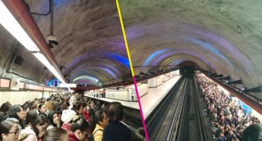 ¿Qué tal va su lunes? Metro CDMX reporta fallas en la L7