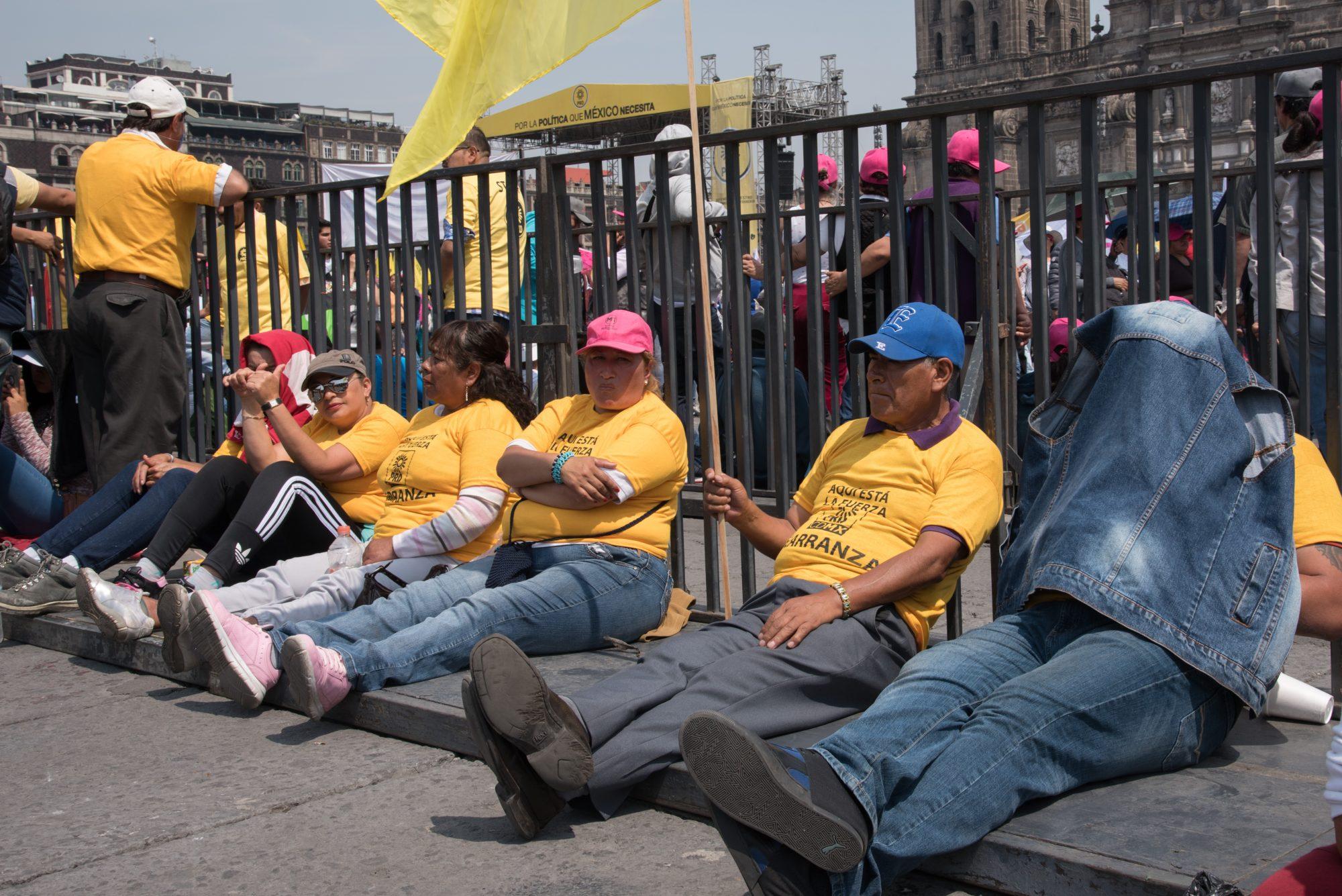 PRD perdió 4.2 millones de militantes; es prioridad tener afiliados