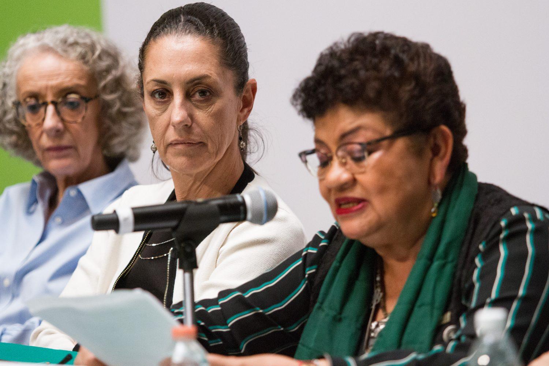 Erradicar violencia es más importante que decretar Alerta de Género: Sheinbaum