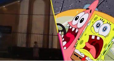 WTF?! Video de niña fantasma afuera de una iglesia aterroriza las redes sociales