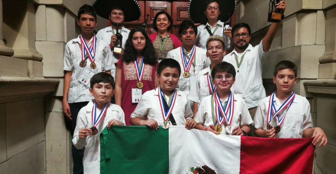 Que siempre sí habrá recursos para la Olimpiada Mexicana de Matemáticas