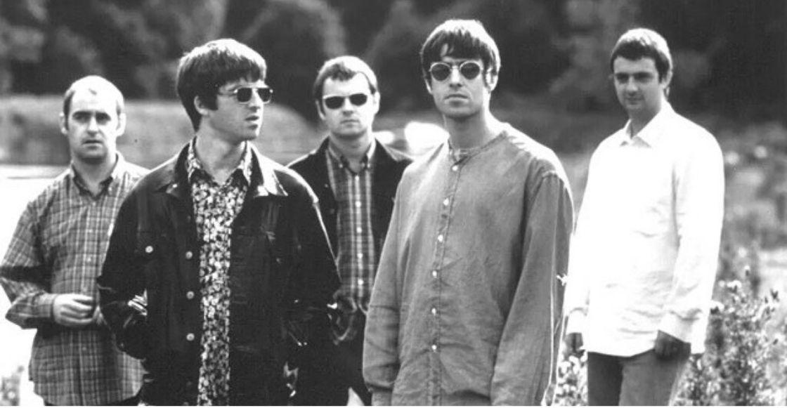 And after aaaall: El ex guitarrista de Oasis comparte fotos inéditas de la banda 😱