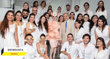El coro de la UNAM que cantó con Björk en México: Una entrevista con Odilón Chávez