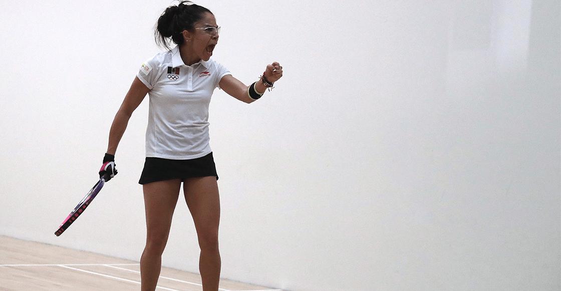 ¡Tricampeona! Paola Longoria se colgó el ORO en Lima 2019