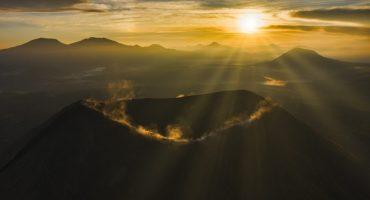 Vídeo: El volcán Paricutín, visto como nunca antes 🌋