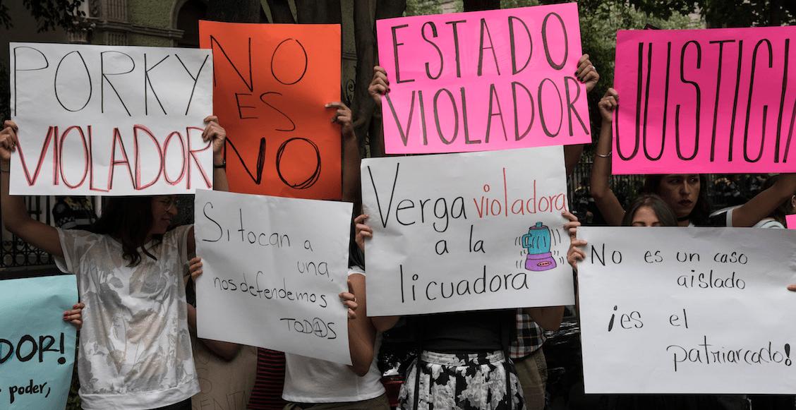 """Suspenden de manera provisional a juez que dictó multa de 70 pesos contra uno de """"Los Porkys"""""""