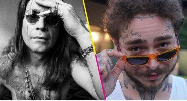 OMG! Ozzy Osbourne colabora en el nuevo disco de Post Malone