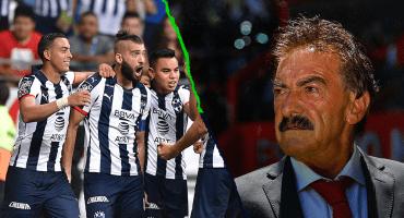¿Adiós La Volpe? Rayados le propinó a Toluca su tercera derrota en fila