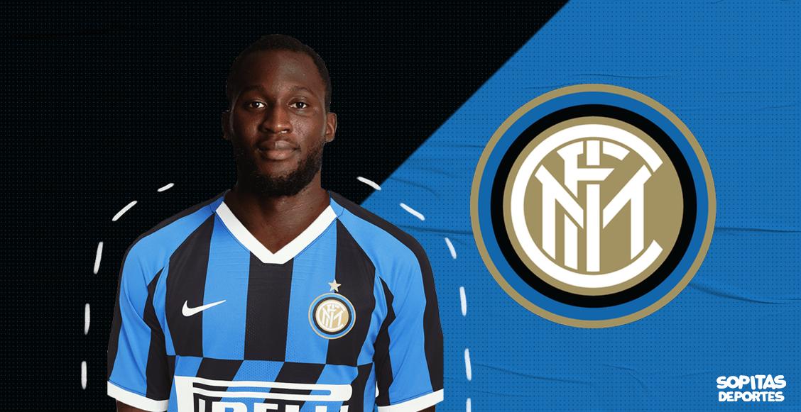¡Bombazo belga! Romelu Lukaku es nuevo jugador del Inter de Milan