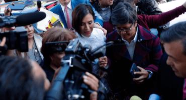 En el caso de Rosario Robles, el PRI sale al tiro por Chayito