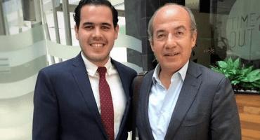 ¡Tsss! Sobrino de Calderón renuncia al cargo tras detención en el alcoholímetro