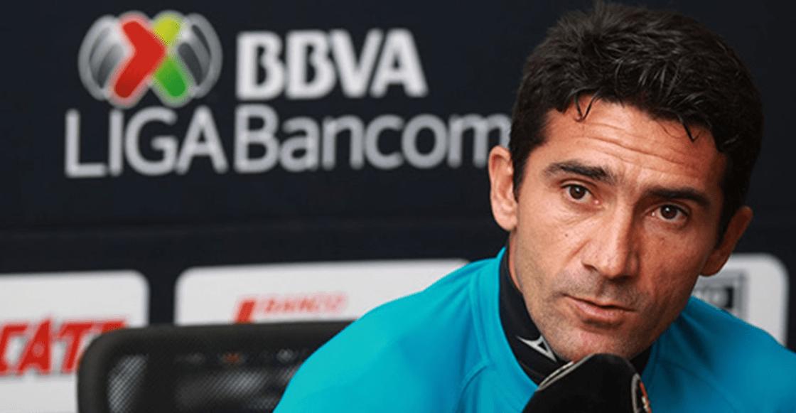 ¡Regresa la leyenda! Sinha es nuevo Director Deportivo del Toluca