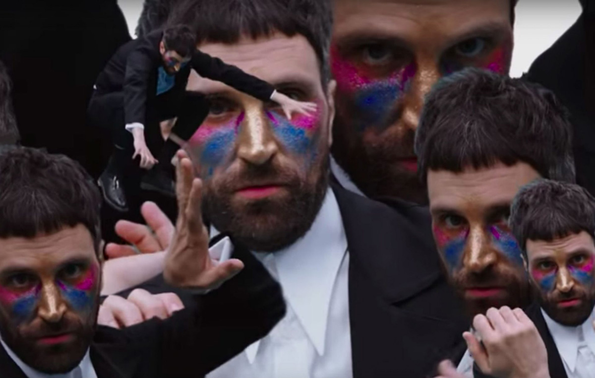 Serge Pizzorno de Kasabian es The S.L.P
