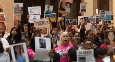 Hay más de 40 mil personas desaparecidas: Esta es la crisis de México