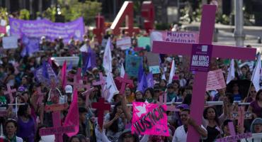 Violencia de género en México es alarmante, señala la Oficina de la ONU contra la Droga y Delito