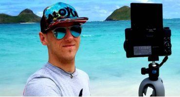 Un Youtuber encontró una cámara con grabaciones de su dueño que se ahogó hace dos años