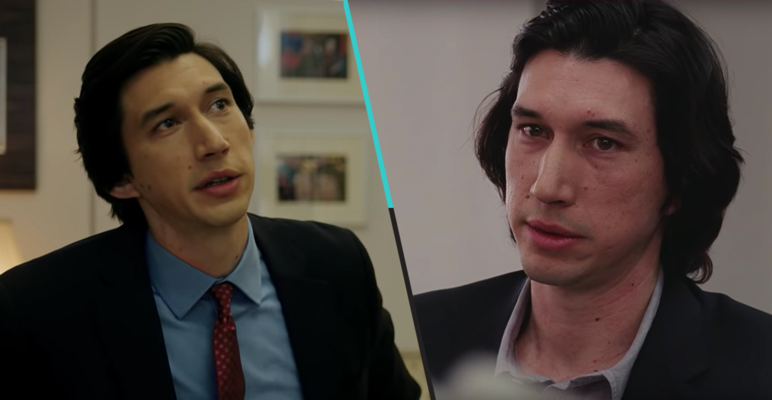 Adam Driver on fire! Checa los primeros avances de 'Marriage Story' y 'The Report'