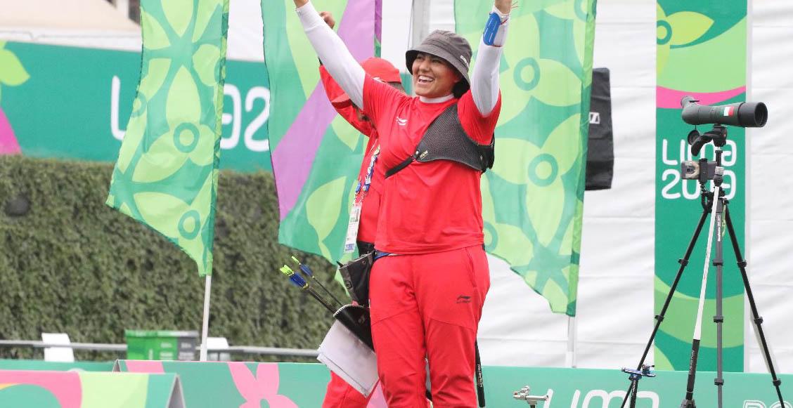 México incrementa cifra histórica en Panamericanos con medalla de oro en arco recurvo