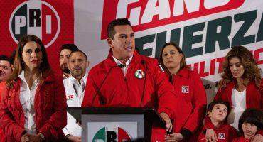 ¡Ya estuvo! Alejandro Moreno es el nuevo dirigente nacional del PRI