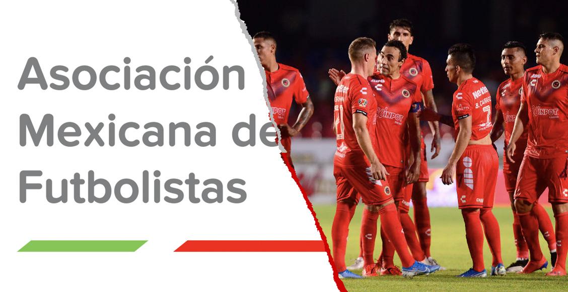 AMFpro pararía la Liga MX debido a los adeudos del Veracruz