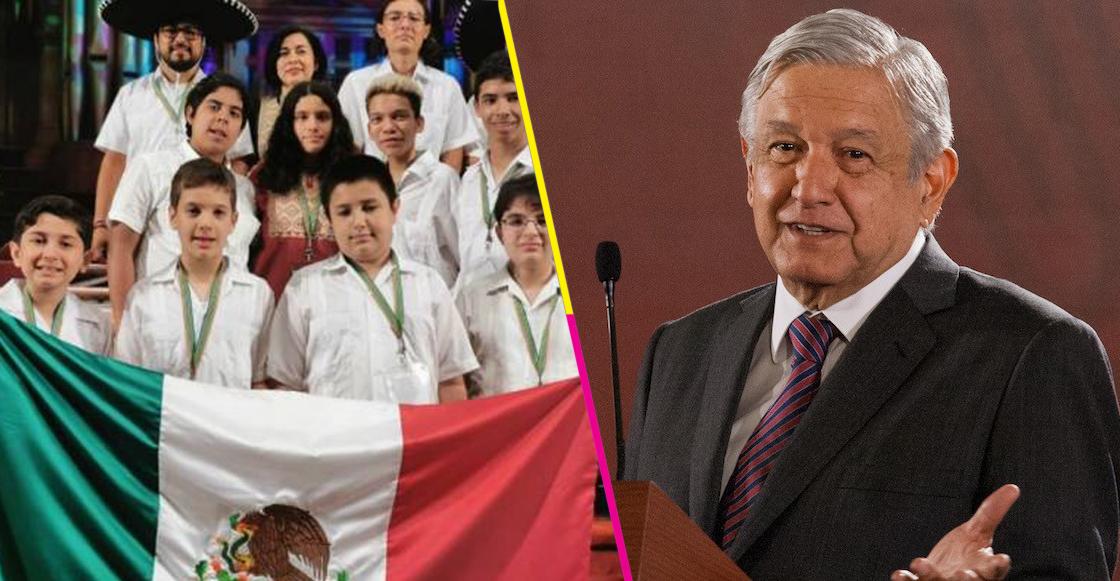 Olimpiada Mexicana de Matemáticas sí tiene apoyo: AMLO;