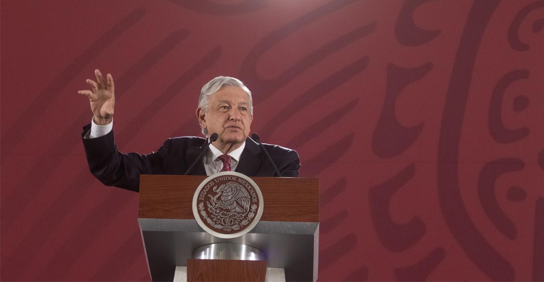 Dice AMLO que Carlos Slim seguirá invirtiendo en México porque 'viene de familia'