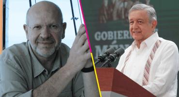 Por una columna, AMLO llama 'cretino' al periodista Raymundo Riva Palacio