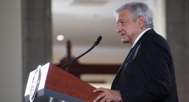AMLO dice que lo espiaron en Palacio Nacional... pero no va a investigar