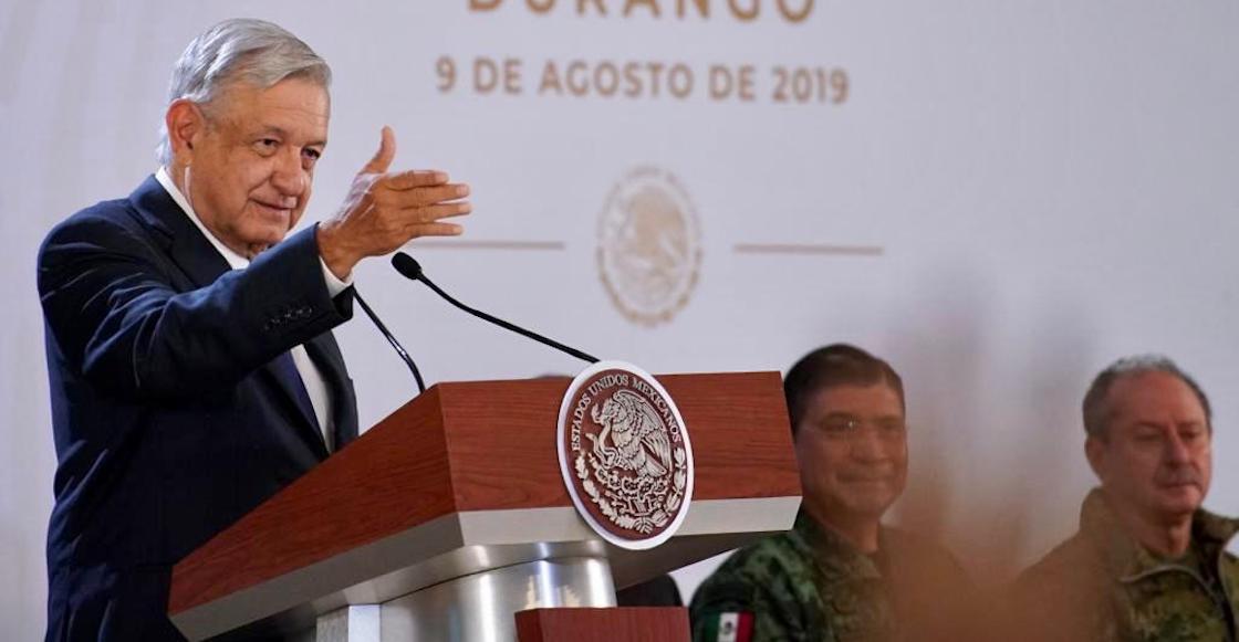 No caeré en la trampa de declarar la guerra: AMLO sobre homicidios en Uruapan