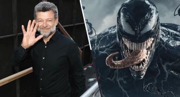 ¡Qué maravilla! Andy Serkis dirigirá la segunda parte de 'Venom'