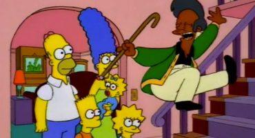 Lo juro por los numerosos brazos de Vishnu: ¡Apu no se irá de Los Simpson!