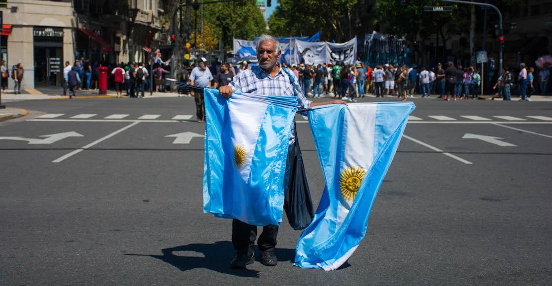 Declaran tres días días de luto en Argentina por la muerte de Maradona