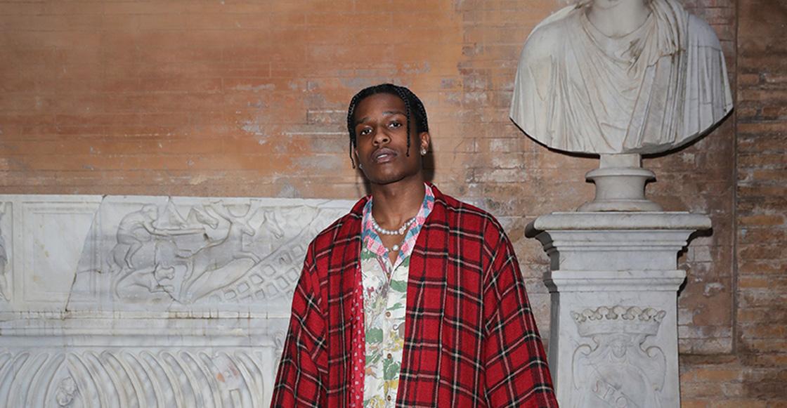 A$AP Rocky fue hallado culpable de agresión en corte de Suecia