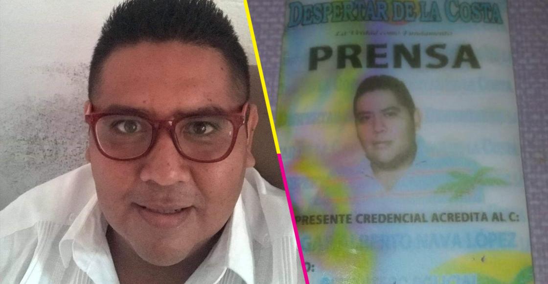 El periodista Edgar Alberto Nava López fue asesinado en Guerrero