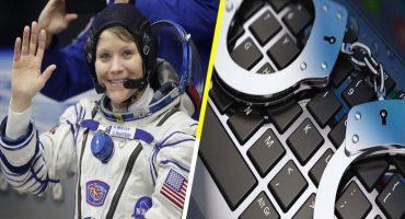 La NASA investiga el presunto primer delito cometido en el espacio 🚀