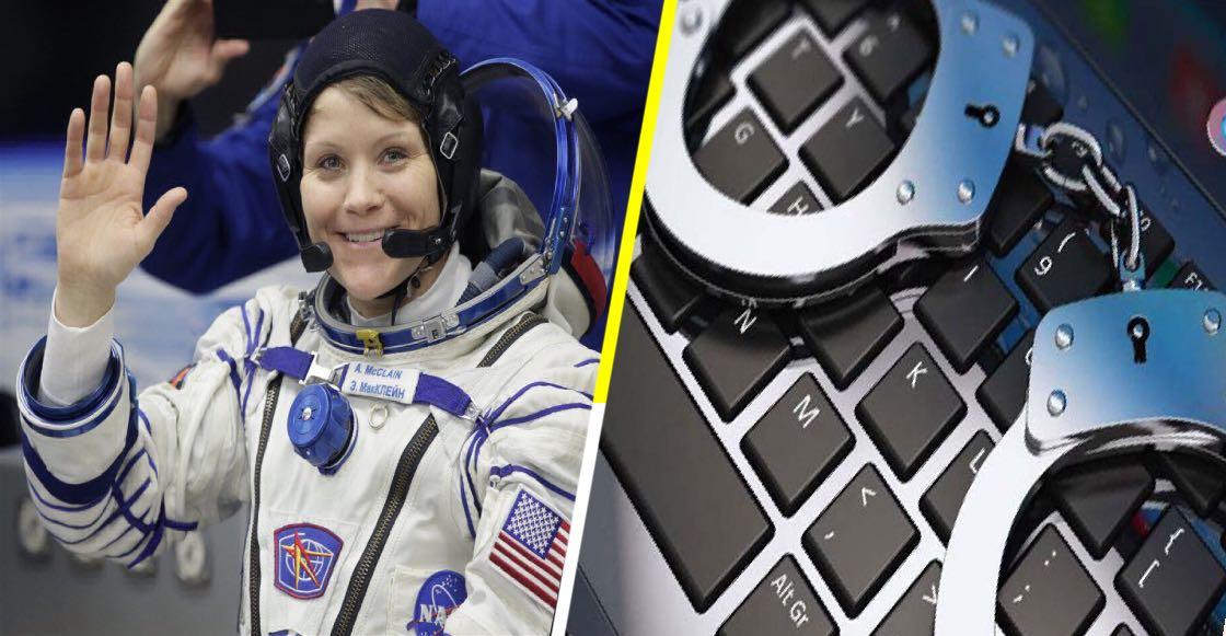 NASA investiga el posible primer delito cometido en el espacio