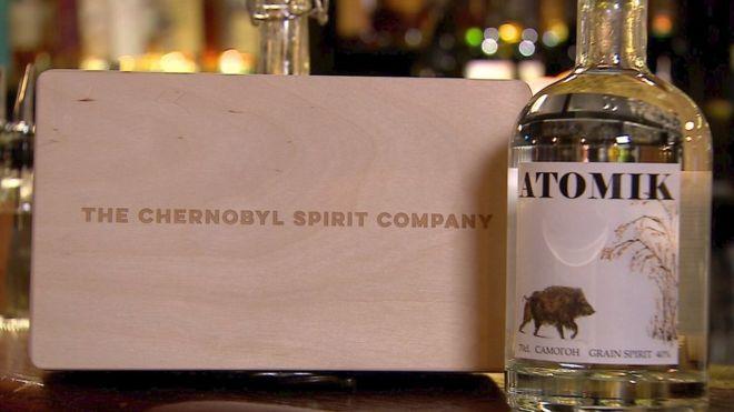 ¡Salud! 'Atomik', el primer vodka producido en Chernóbil libre de radioactividad