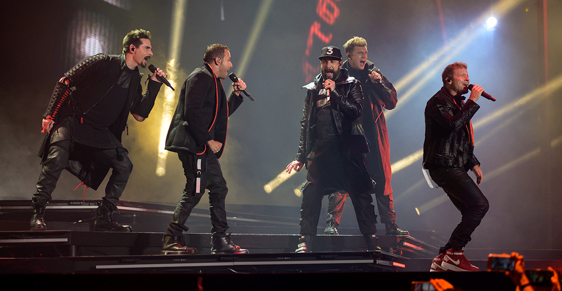 Oh, my God! We're back again! Backstreet Boys regresa a México en 2020
