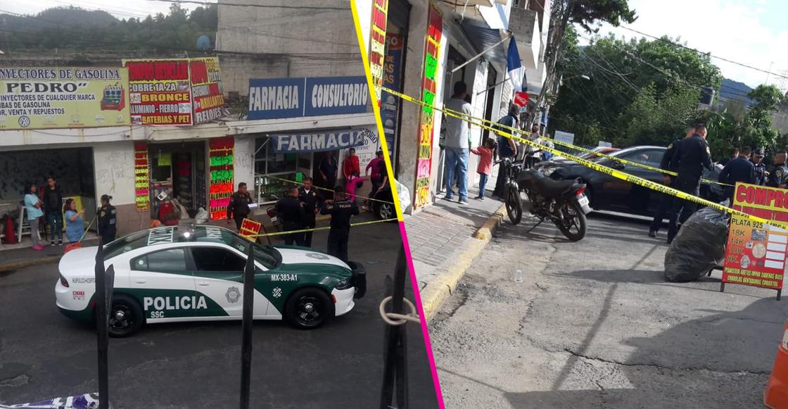 Balacera en colonia San Pedro Mártir, Tlalpan, deja una persona muerta