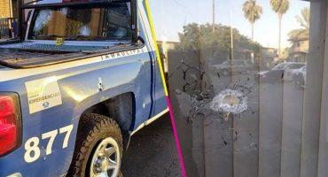 Hotel en el que se hospedaban policías estatales fue baleado en Nuevo Laredo