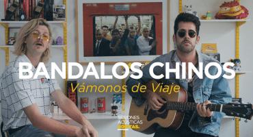 Sesiones Acústicas en Sopitas.com presenta: Bandalos Chinos