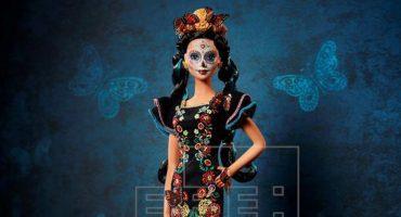 ¡Ay Calavera Catrina! Mattel lanzará una barbie inspirada en el 'Día de Muertos' 😱
