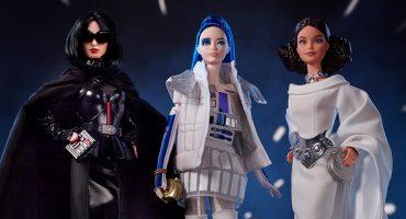 ¡Barbie lanza su colección de muñecas disfrazadas de 'Star Wars'!