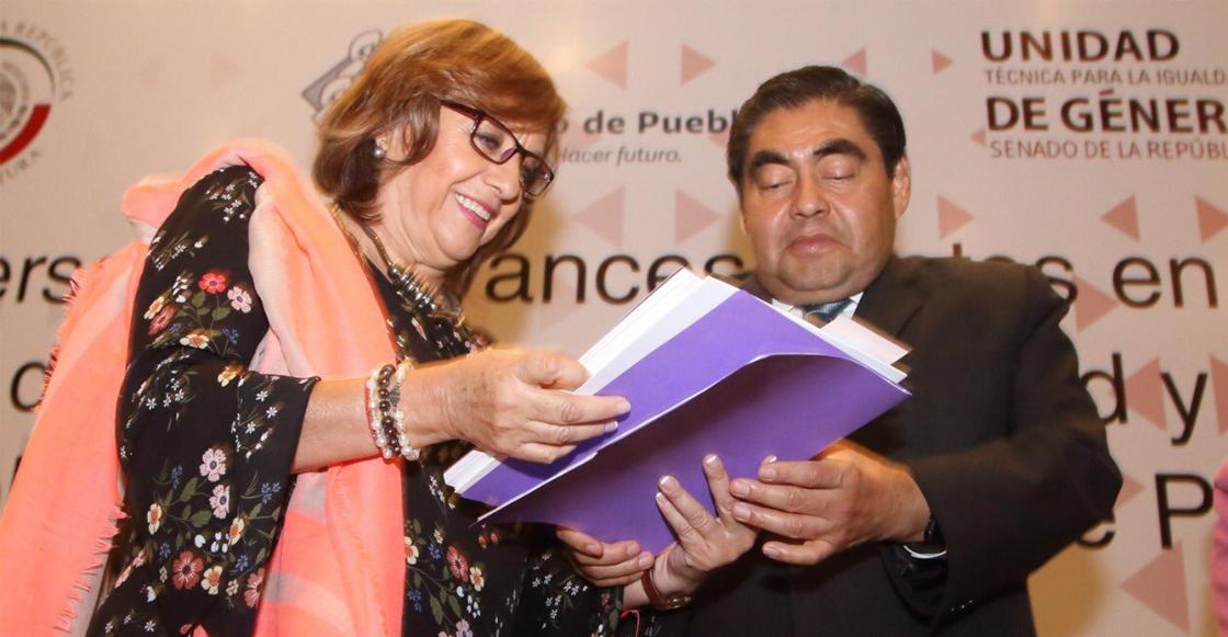 Barbosa firma acuerdo para otorgar indulto a mujeres que abortaron y están en prisión