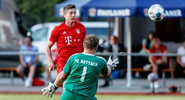 Bayern Munich cierra su pretemporada con goleada 23-0 sobre el Rottach-Egern