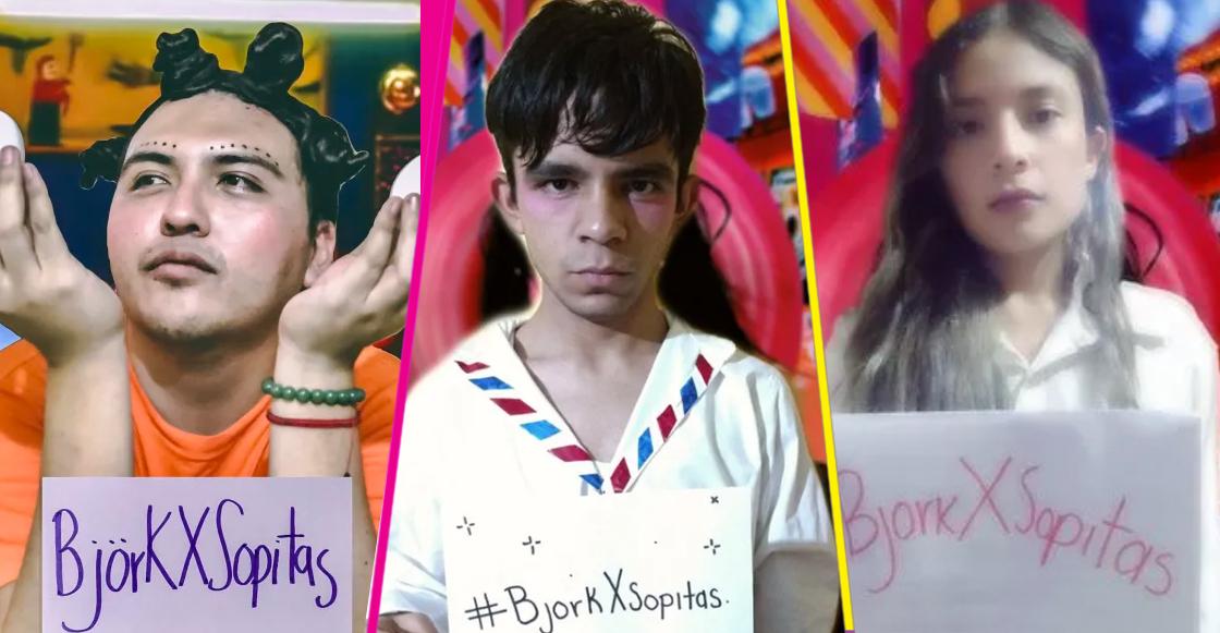 VOTA: ¡Ayúdanos a elegir al más fan de Björk para regalarle boletos!