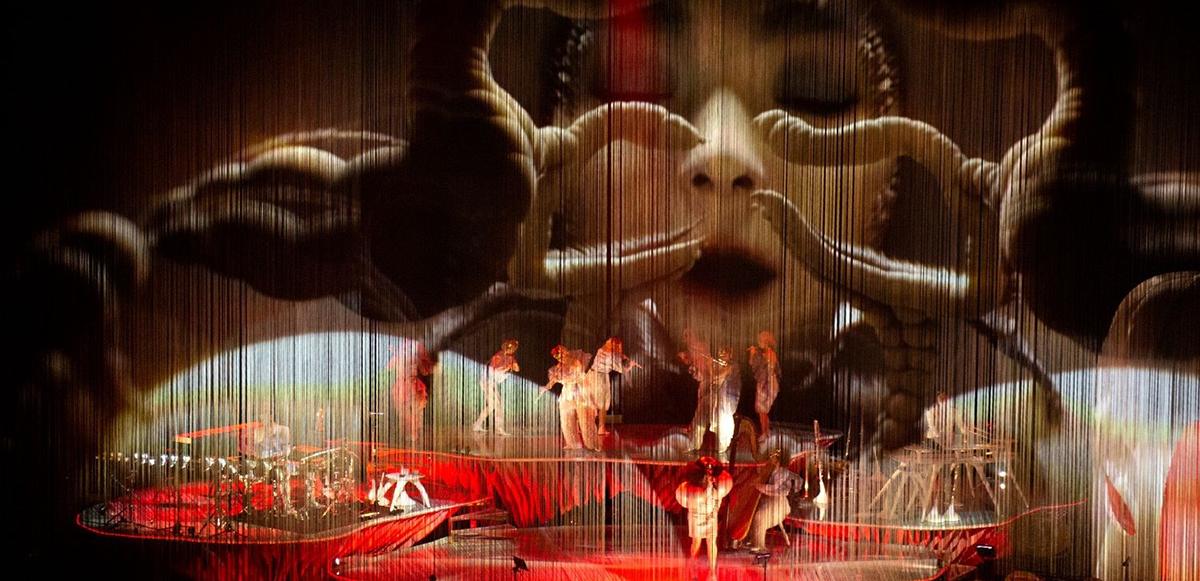 Esto es lo que podemos esperar del show de Björk, Cornucopia