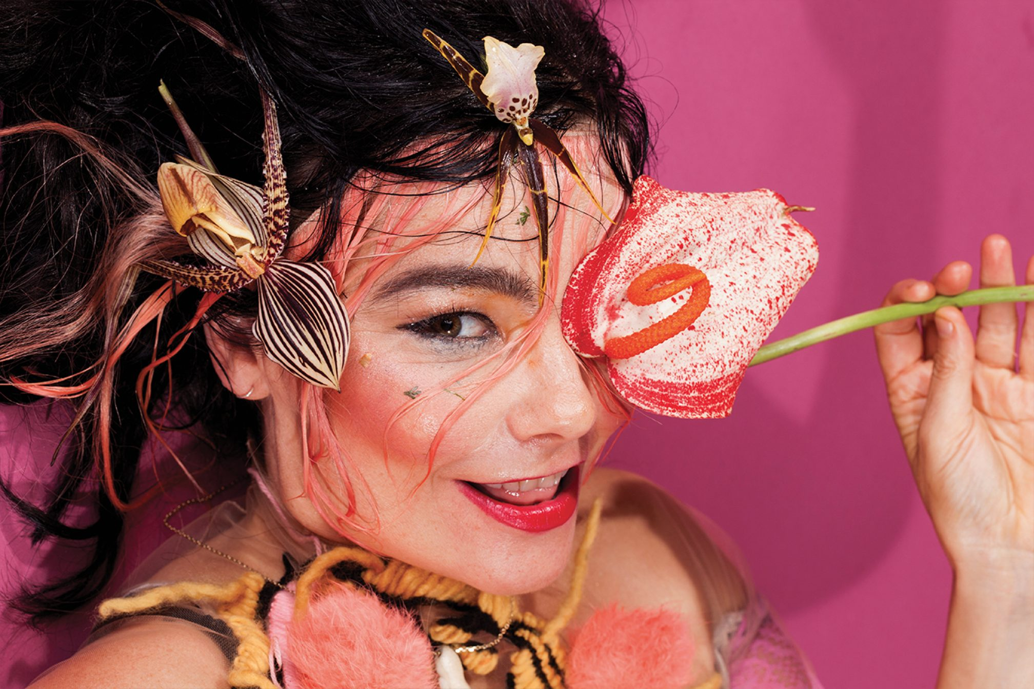 ¿Cuáles son sus películas favoritas? ¿Qué música escucha?: Björk nos responde