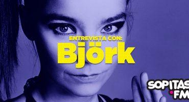 Entrevistamos a Björk y nos habló de cine, migración, Islandia y música